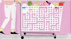 supermarket-labyrinth